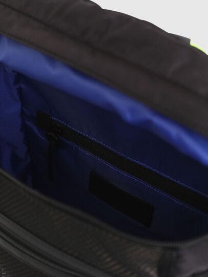 Diesel - MALU, Black/Blue - Backpacks - Image 4