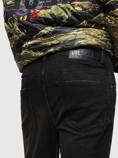Diesel - D-Eetar 069BG, Black/Dark grey - Jeans - Image 3