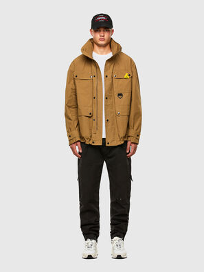 J-AHKEE, Light Brown - Jackets