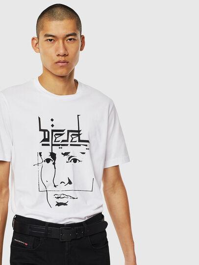 Diesel - T-JUST-J14,  - T-Shirts - Image 4