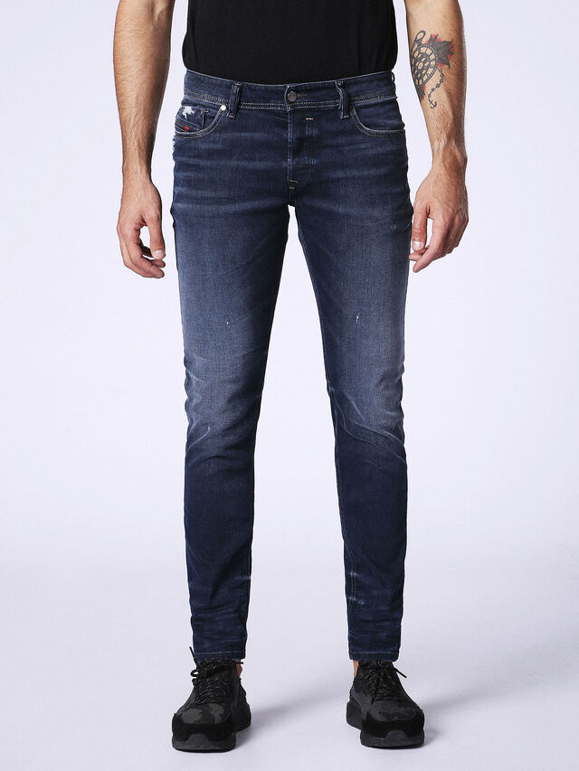 SLEENKER 084MV, Blue jeans