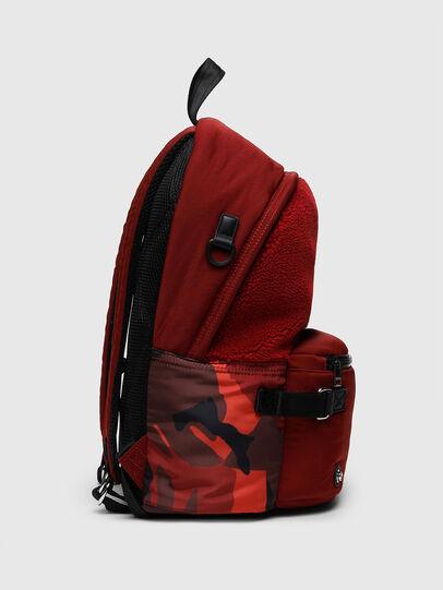 Diesel - ORTENSYA, Red - Backpacks - Image 3