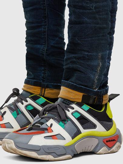 Diesel - Krooley JoggJeans 069NP, Dark Blue - Jeans - Image 4