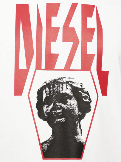Diesel - T-JUST-YE,  - T-Shirts - Image 3