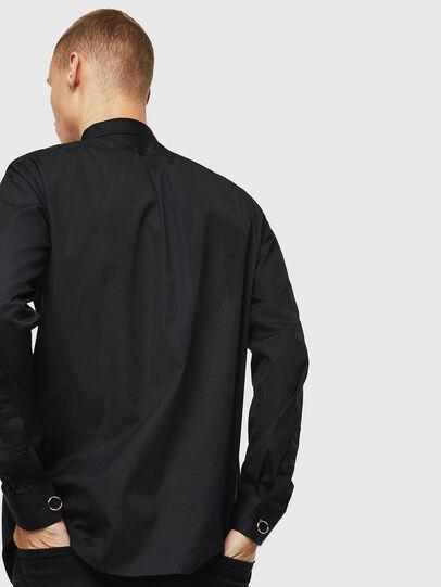 Diesel - S-AUDREY, Black - Shirts - Image 5