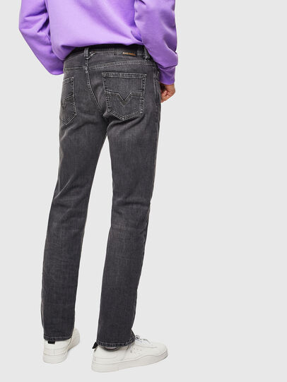 Diesel - Larkee 0095I, Black/Dark grey - Jeans - Image 2