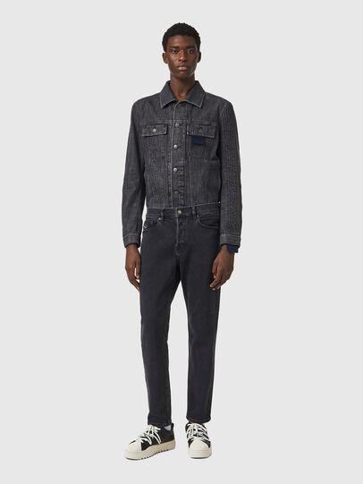 Diesel - D-Fining 09A14, Black/Dark grey - Jeans - Image 5