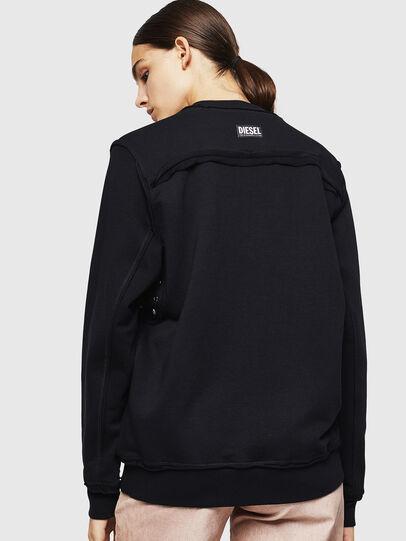 Diesel - F-LYANY-G, Black - Sweaters - Image 2