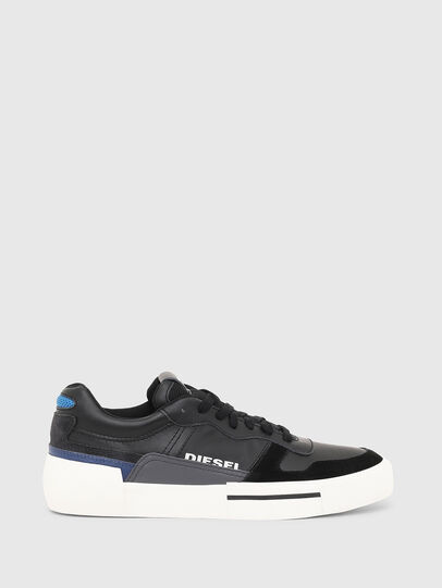 Diesel - S-DESE MG LOW, Black - Sneakers - Image 1