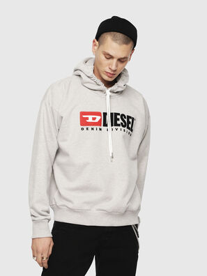 S-DIVISION, Light Grey - Sweaters