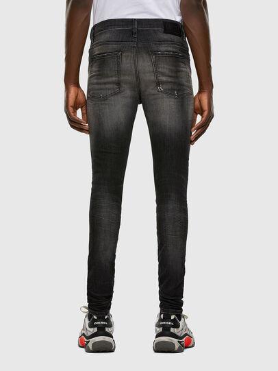 Diesel - D-Reeft JoggJeans 009FX, Black/Dark grey - Jeans - Image 2