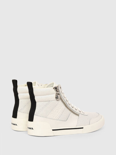 Diesel - S-DVELOWS MID CUT, White - Sneakers - Image 3