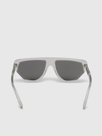 Diesel - DL0322, Grey - Sunglasses - Image 4