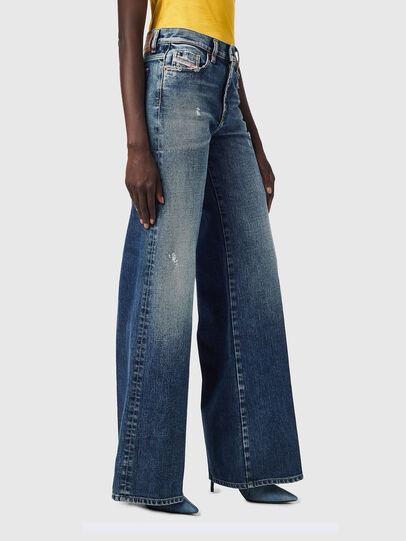 Diesel - D-Akemi 09B17, Medium blue - Jeans - Image 6
