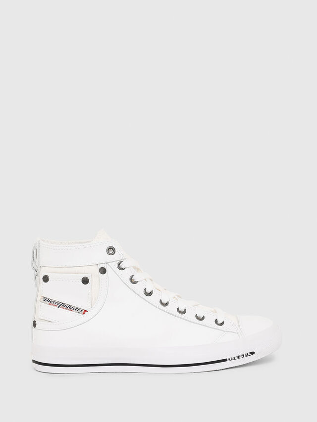 Diesel - EXPOSURE IV W, White - Sneakers - Image 1