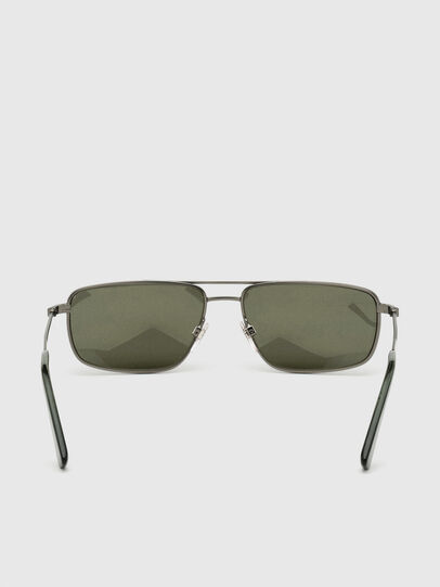 Diesel - DL0308, Black/Grey - Sunglasses - Image 4