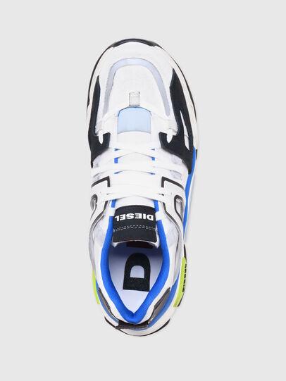 Diesel - S-KIPPER LOW TREK II, White/Black - Sneakers - Image 6