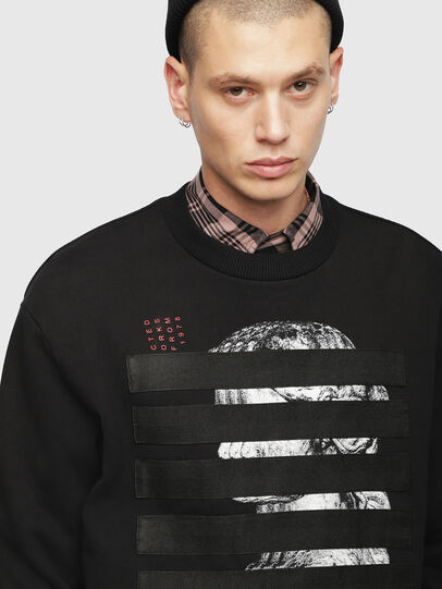 Diesel - S-BAY-YB,  - Sweaters - Image 3