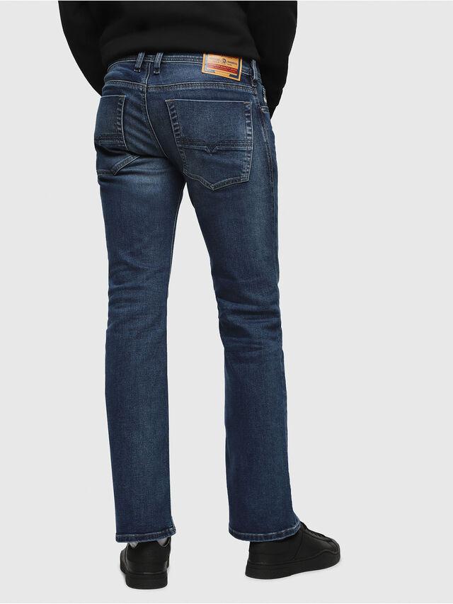 Diesel - Zatiny C84HV, Dark Blue - Jeans - Image 2