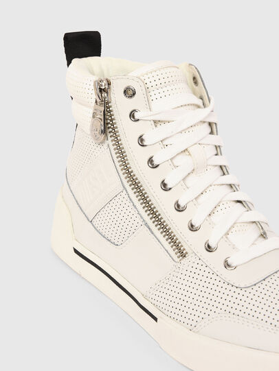 Diesel - S-DVELOWS MID CUT, White - Sneakers - Image 4