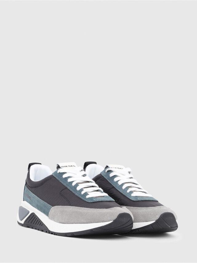 Diesel - S-KB LOW LACE, Grey/Blue - Sneakers - Image 2