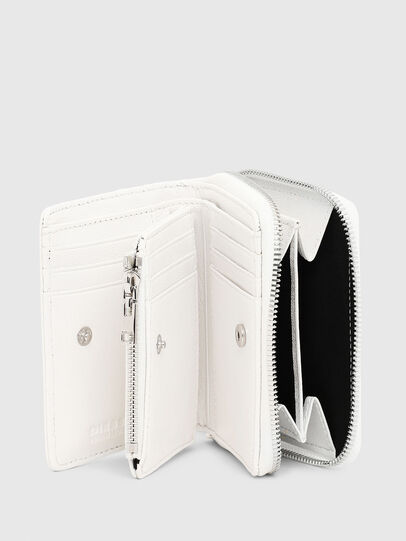 Diesel - OFRIDE, White - Small Wallets - Image 3