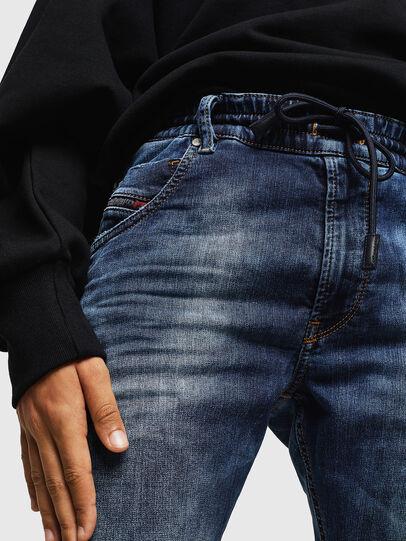 Diesel - Krailey JoggJeans 069AA, Dark Blue - Jeans - Image 3