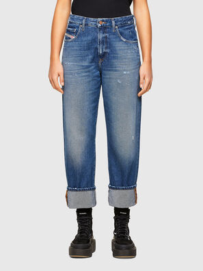 D-Reggy 009RV, Medium blue - Jeans