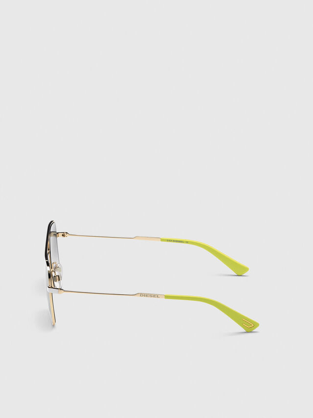 Diesel - DL0302, Silver - Sunglasses - Image 3