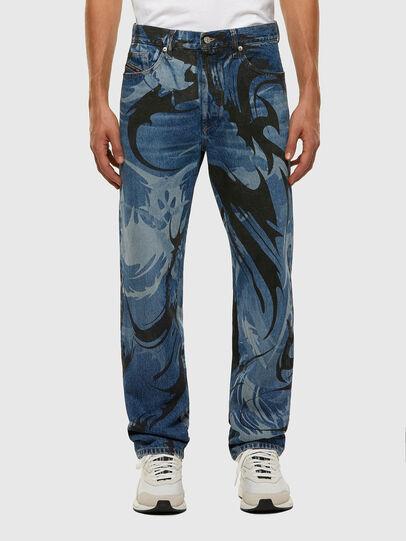 Diesel - D-Macs 0079I, Medium blue - Jeans - Image 1