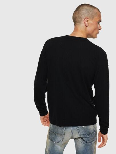 Diesel - K-LETO, Black - Knitwear - Image 2