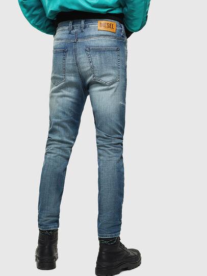 Diesel - D-Vider JoggJeans 069JZ, Light Blue - Jeans - Image 2