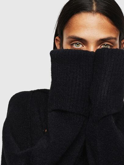 Diesel - M-NOELIA, Black - Knitwear - Image 3
