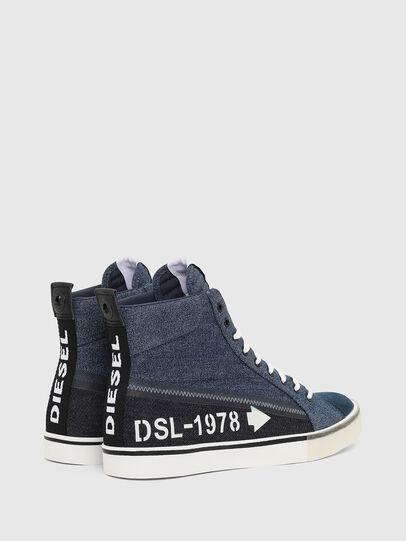 Diesel - S-DVELOWS MID, Blue Jeans - Sneakers - Image 3