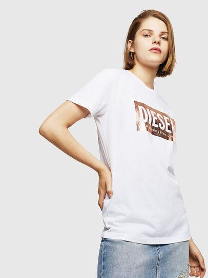 Diesel - T-FOIL,  - T-Shirts - Image 1