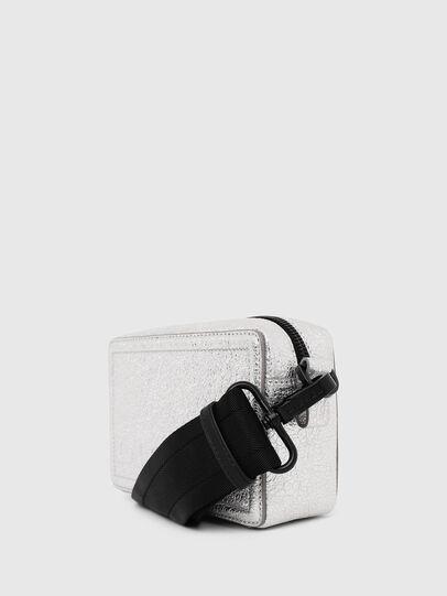 Diesel - ROSA', Silver - Crossbody Bags - Image 4