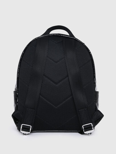 Diesel - F-BOLD BACK FL II, Black - Backpacks - Image 2