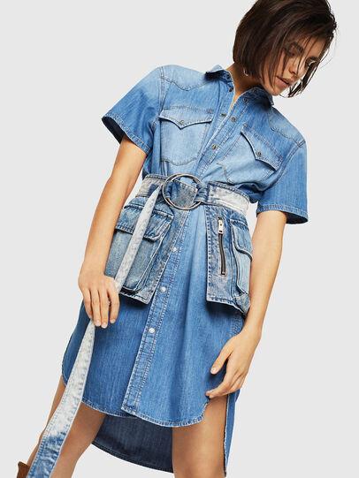 Diesel - DE-BLANCHE-SL,  - Dresses - Image 5