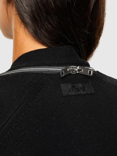 Diesel - M-CLEO, Black - Knitwear - Image 4