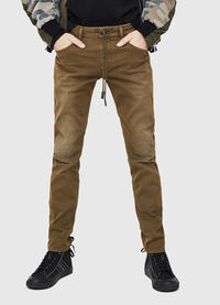 Thommer JoggJeans 069FH, Military Green