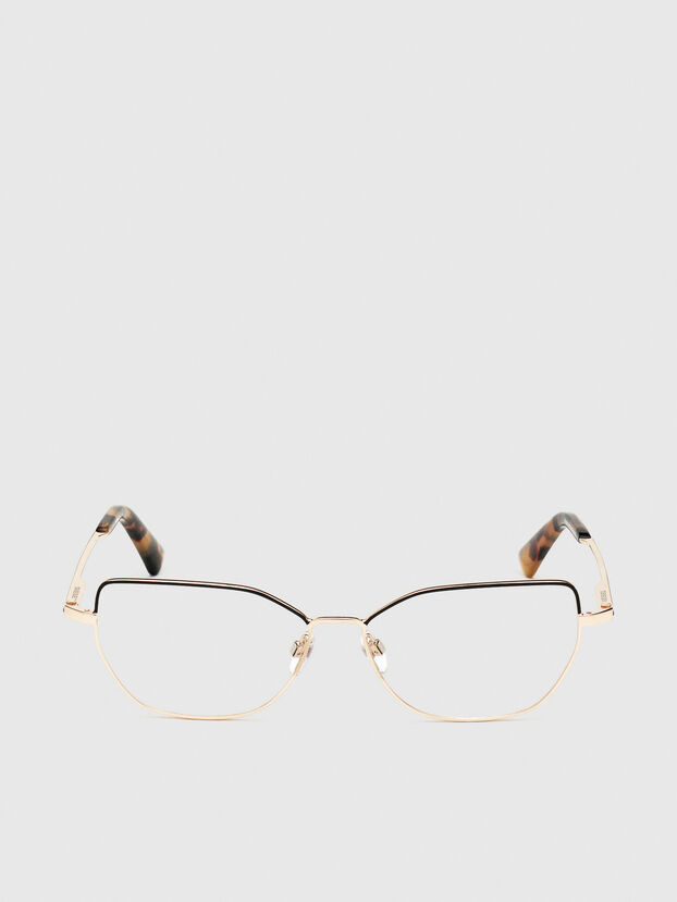 DL5355, Pink/Black - Eyeglasses