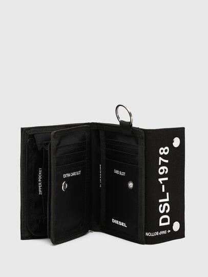 Diesel - YOSHI, Black - Small Wallets - Image 3