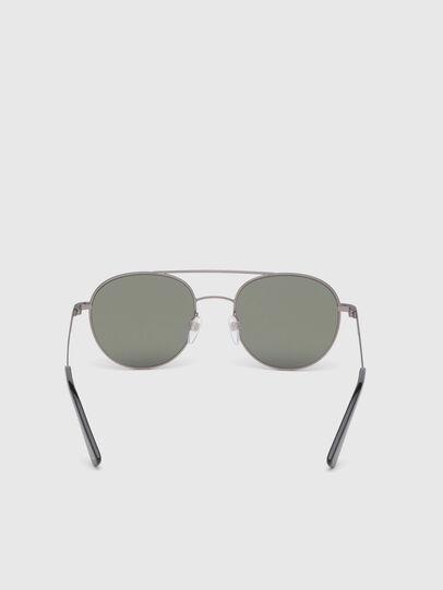 Diesel - DL0286, Dark Beige - Sunglasses - Image 4