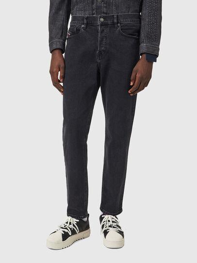 Diesel - D-Fining 09A14, Black/Dark grey - Jeans - Image 1