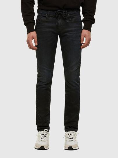 Diesel - Thommer JoggJeans® 069NY, Dark Blue - Jeans - Image 1