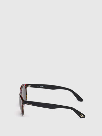 Diesel - DM0190, Brown - Sunglasses - Image 3