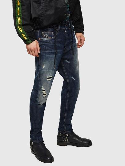 Diesel - D-Eetar 0890W, Dark Blue - Jeans - Image 6