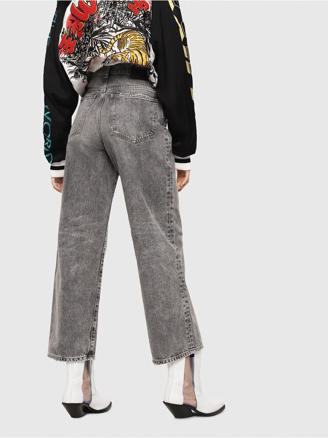 Diesel - Widee 8880X, Light Grey - Jeans - Image 2