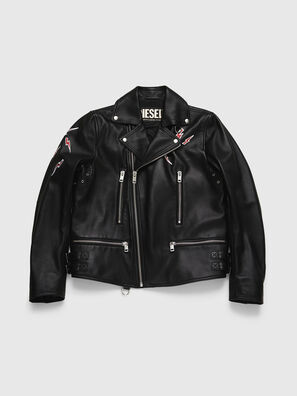 CL-L-GOTIV-LITM, Black - Leather jackets