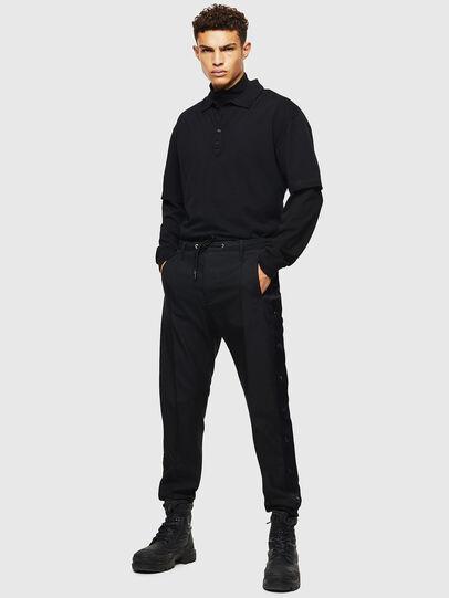 Diesel - P-MARLEN, Black - Pants - Image 6